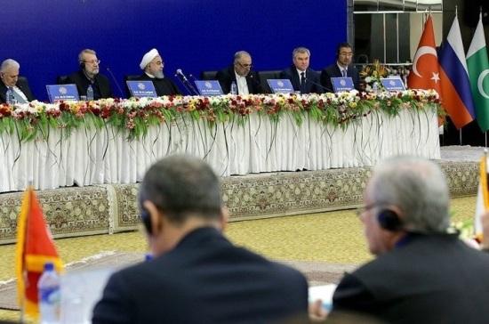 На конференции спикеров парламентов в Иране приняли итоговую декларацию