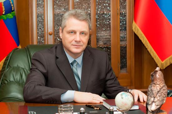 Парламент ЛНР утвердил Сергея Козлова главой правительства