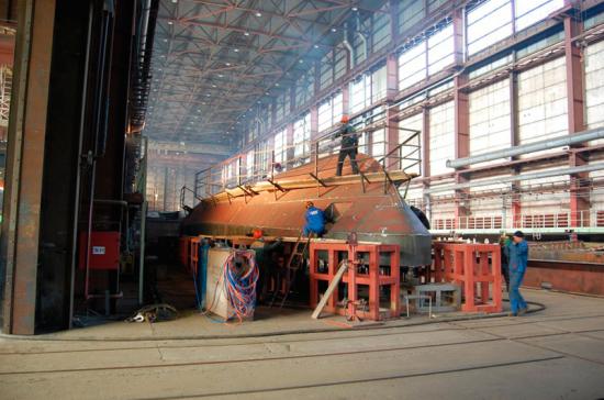 СМИ: в Карелии построят новое самоходное судно