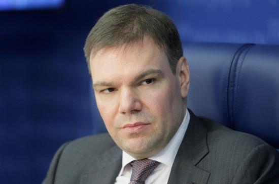 Левин: меры по регулированию Интернета будут соответствовать актуальным проблемам
