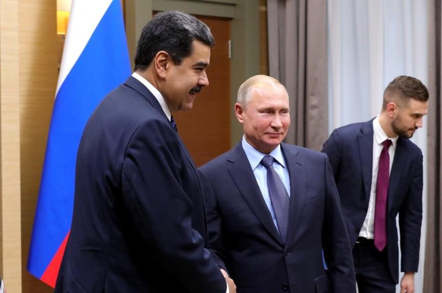 Мадуро назвал свою встречу с Путиным самой полезной за всю карьеру