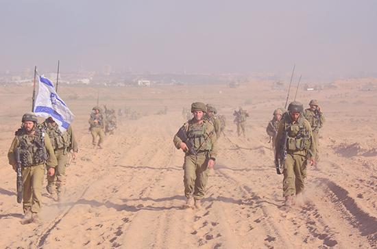СМИ: войска Израиля блокировали столицу Палестины