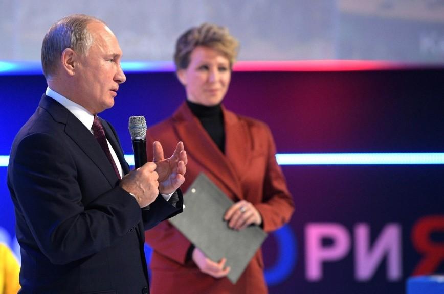 Путин рассказал, как отказался от предложения Ельцина стать кандидатом на его кресло