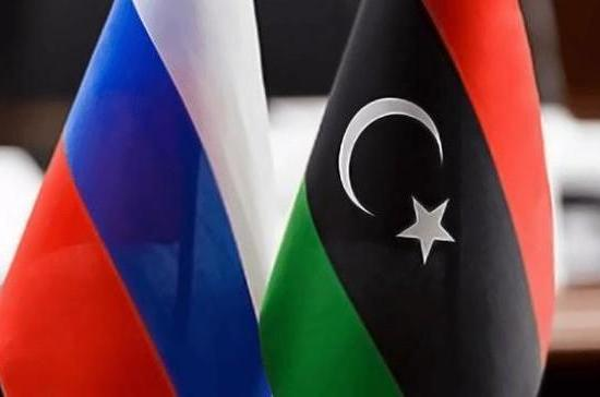 Госдума и Палата депутатов Ливии подписали соглашение о сотрудничестве