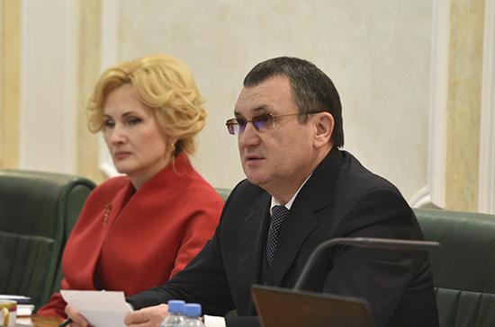 Фёдоров рассказал об изменениях в распределении доходов от акцизов на алкоголь между регионами