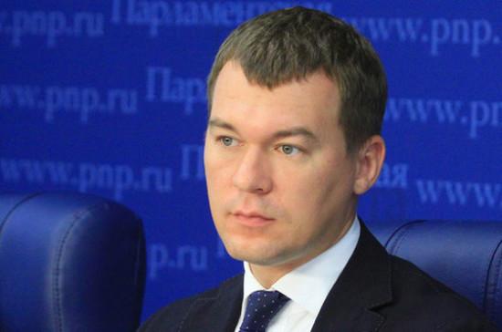 Дегтярев обратится в МИД из-за ситуации с российскими биатлонистами в Австрии