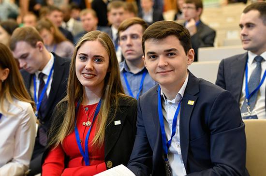 Володин: лучшие предложения молодых законодателей могут быть рассмотрены в Госдуме