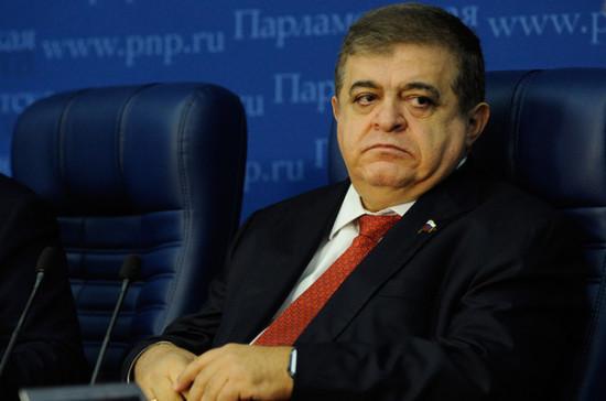 Джабаров: ЕС не вводит новые санкции против России из-за усталости от фокусов Порошенко