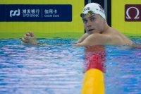 Россия поднялась на вторую строчку зачёта ЧМ по плаванию на короткой воде