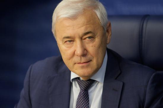 Определение проектов в рамках нацпрограмм простимулирует инвесторов, считает Аксаков