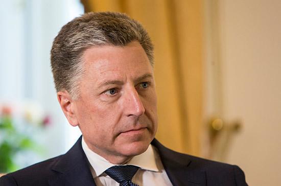 США планируют новые поставки оружия на Украину, заявил Волкер