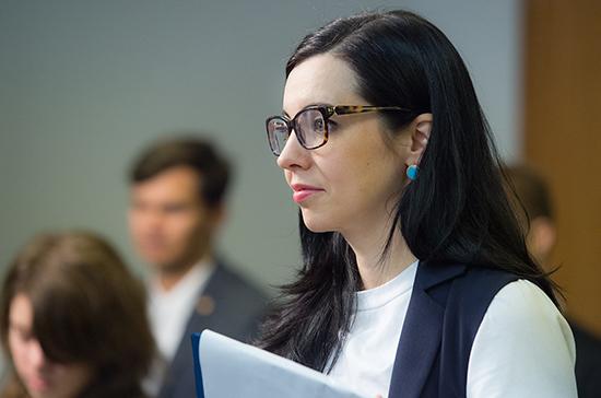 Глава Молодёжного парламента при Госдуме стала лауреатом конкурса наставничества
