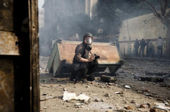 Военные корреспонденты получат дополнительные гарантии
