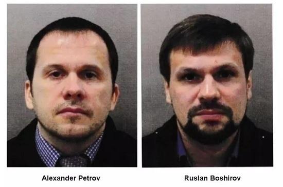 США ввели новые антироссийские санкции, в том числе против Петрова и Боширова