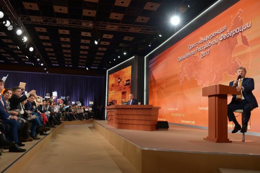 В Кремле заявили о росте общественного интереса к личности Путина