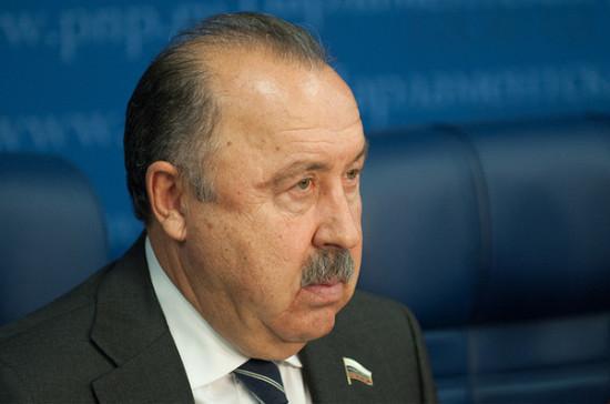 В Госдуме отреагировали на слова Путина о все еще нерешенной проблеме допинга в стране