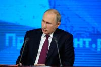Путин: на государственном уровне допинг в России никогда не поддерживался