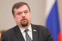 Морозов: с введением санкций против России произошла мобилизация экономики