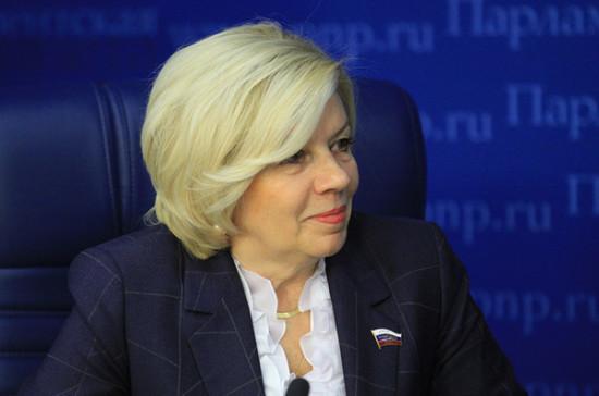 Наталия Пилюс: Использовать мат в театральных постановках недопустимо