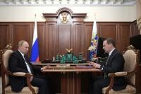 Путин поручил Медведеву лично контролировать исполнение нацпроектов в регионах
