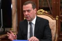 Медведев: мониторинг нацпроектов должен вестись онлайн ежедневно