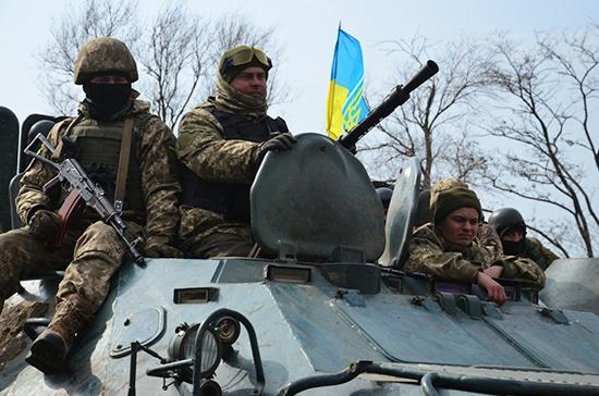 МИД России не исключил, что вскоре Киев перейдет к боевым действиям