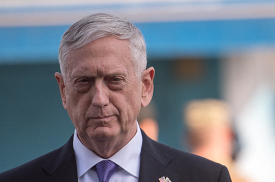 Глава Пентагона подписал приказ о выводе войск из Сирии