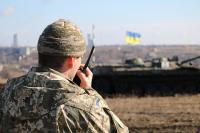 Украинские военные разгромили пансионат на границе с Крымом