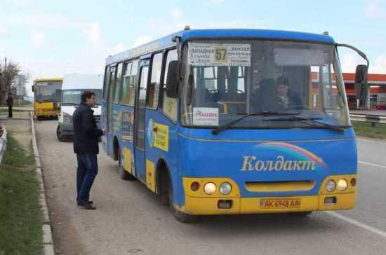 Проезд в общественном транспорте Симферополя подорожает в 2019 году