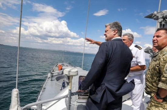 Политолог: Украина может устроить провокацию на морских границах России