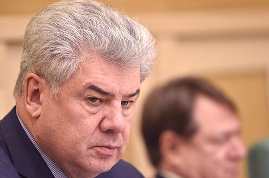 Бондарев: при текущем финансировании оборонных нужд Россия способна отразить любую угрозу
