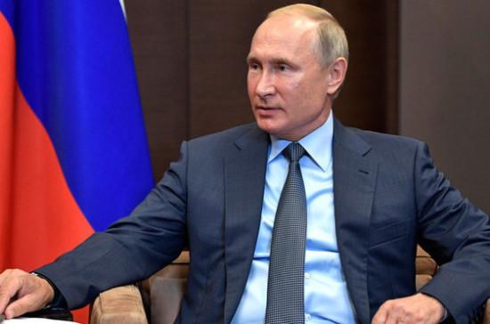 Путин обсудит с вновь избранными губернаторами планы развития регионов