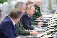 Президент обещал принять дополнительные меры по разработке новейшего оружия