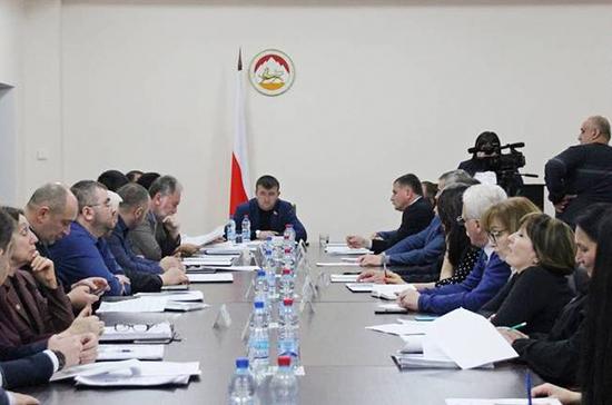 Граждане Южной Осетии смогут бессрочно находиться на территории России