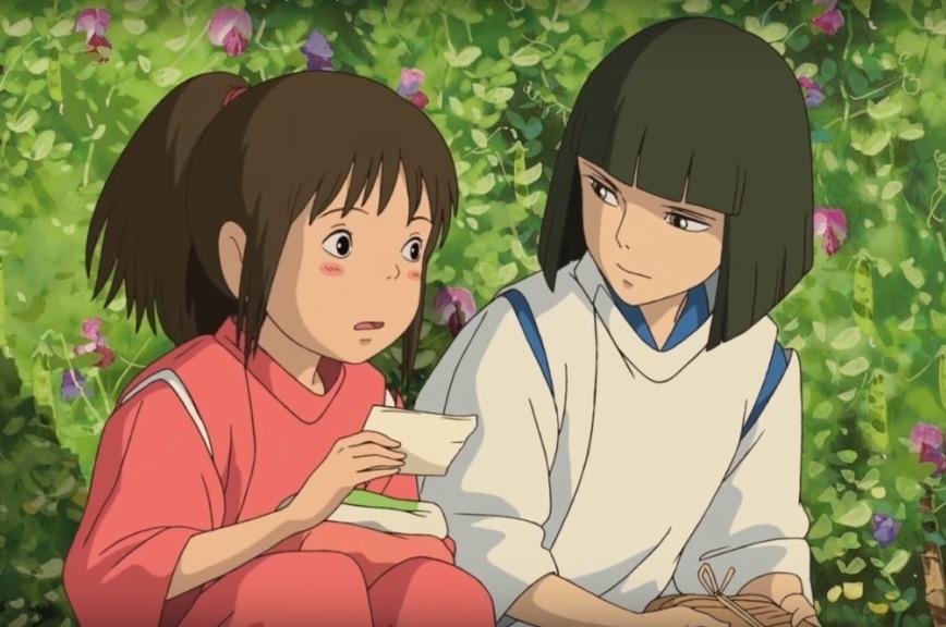 Японский мультфильм «Унесённые призраками» снова вышел в прокат спустя 17 лет