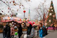 Где россияне встретят Новый год
