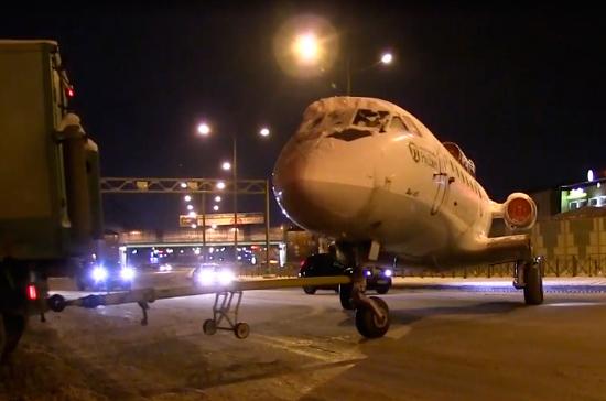 В Пермском музее авиации появился необычный экспонат