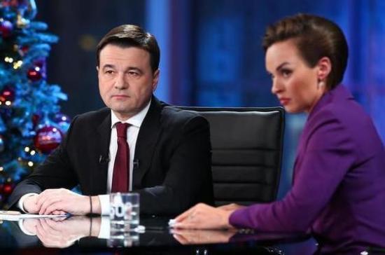 Воробьёв рассказал о сокращении числа детдомов в Подмосковье