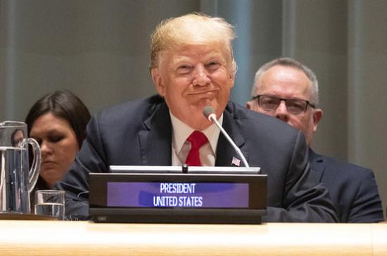 Трамп заявил о «большом прогрессе» в переговорах США и Китая по торговле