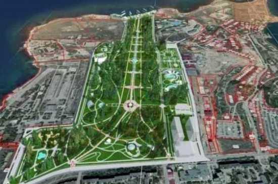 Территория Парка Победы в Севастополе увеличится на 12 гектаров