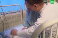 Младенец, спасенный из-под завалов дома в Магнитогорске, пришел в сознание