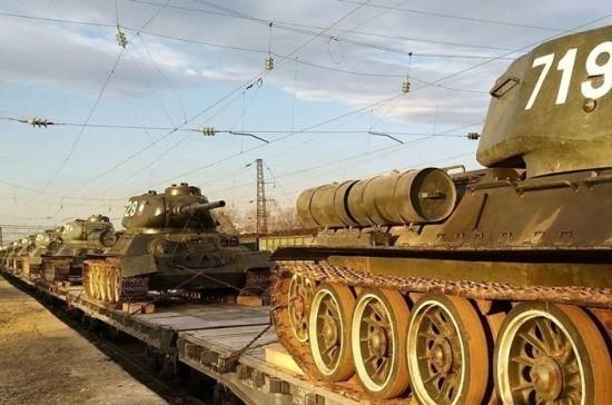 Швыткин прокомментировал ситуацию с передачей Лаосом танков Т-34 в Россию