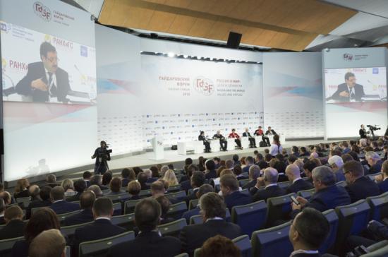 На Гайдаровском форуме обсудят национальные ценности развития и глобальные тренды