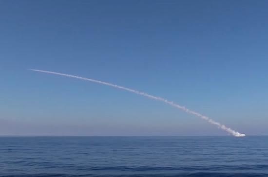 Российские военные корабли проведут ракетные стрельбы в Средиземном море