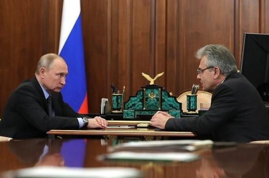 Путин: научное сотрудничество с другими странами должно быть равноправным и взаимовыгодным