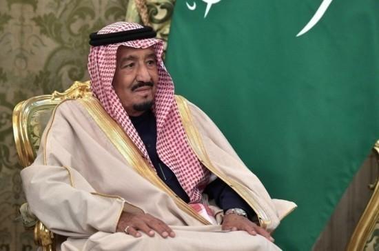 Король Саудовской Аравии встретился с генеральным секретарём Межпарламентского союза