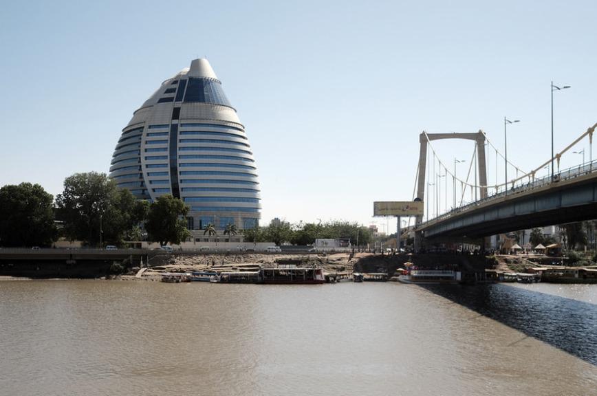 Россия и Судан могут договориться об упрощённом порядке захода военных кораблей