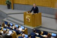 Вячеслав Володин открыл весеннюю сессию Госдумы