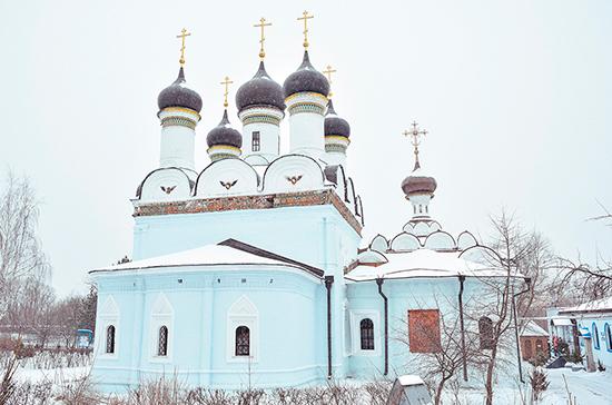 Старинную церковь в усадьбе Братцево отреставрируют