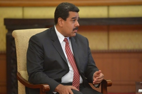 Мадуро официально вступил в должность президента Венесуэлы